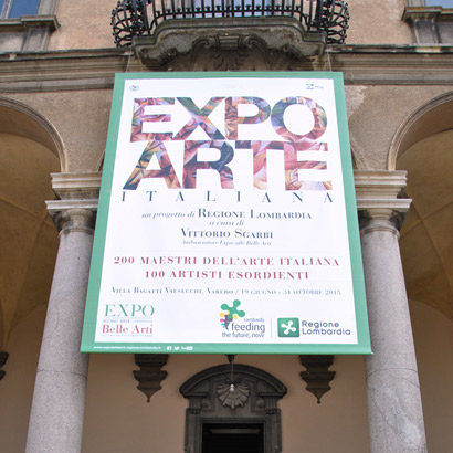 ExpoArte Italiana, con Dario Tironi