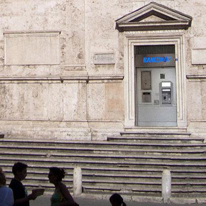 Bank Building, Dario Tironi